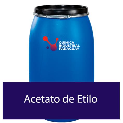 Venta de Acetato de Etilo en Paraguay