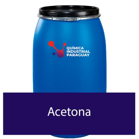 Venta de Acetona en Paraguay