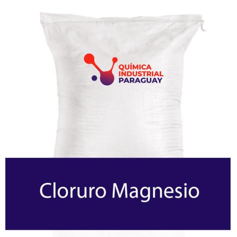 Venta de Cloruro Magnesio en Paraguay