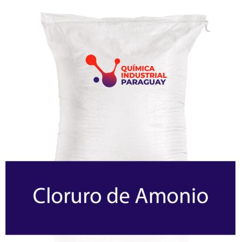 Venta de Cloruro de Amonio en Paraguay
