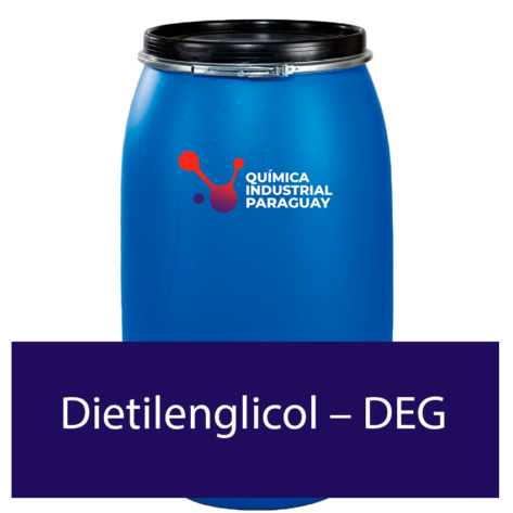 Venta de Dietilenglicol – DEG en Paraguay