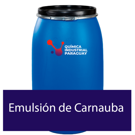 Venta de Emulsión de Carnauba en Paraguay