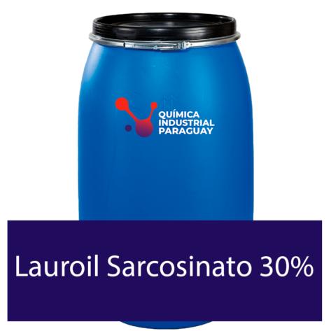 Venta de Lauroil Sarcosinato 30% en Paraguay