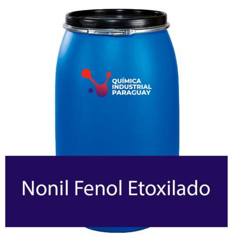 Venta de Nonil Fenol Etoxilado en Paraguay