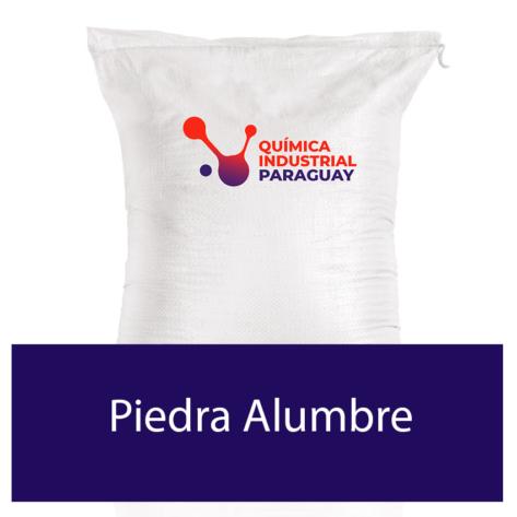 Venta de Piedra Alumbre en Paraguay