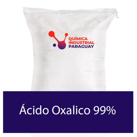 Venta de Ácido Oxálico 99% en Paraguay
