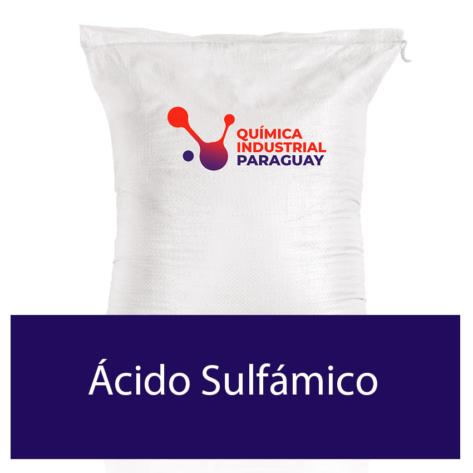 Venta de Ácido Sulfámico en Paraguay