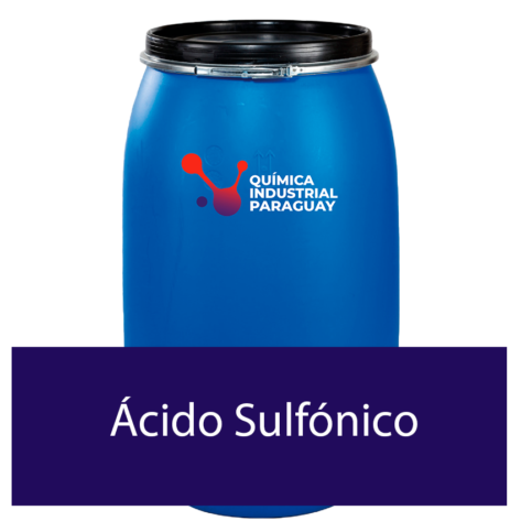 Venta de Ácido Sulfónico en Paraguay