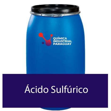 Venta de Ácido Sulfúrico en Paraguay