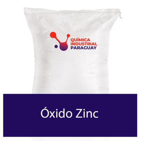 Venta de Óxido Zinc en Paraguay